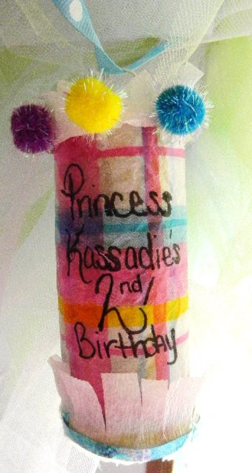 Princess Mini Pinata