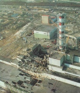The explosion and meltdown at Chernobyl is considered the very worst nuclear accident. It permanently contaminated some of the best farmland in the Urals and was detected by a nuclear facility in Sweden before the Russians were finally forced to conf