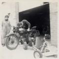 Buying old English Motorcycles.