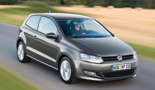 New Volkswagen Polo Diesel Front View