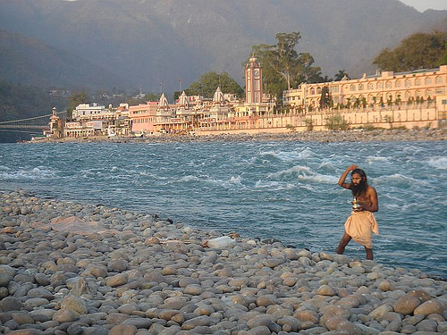 Rishikesh Ganges Bank
