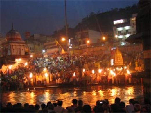Rishikesh Grand Aarti - II