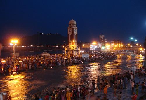 Haridwar - Grand Aarti - II