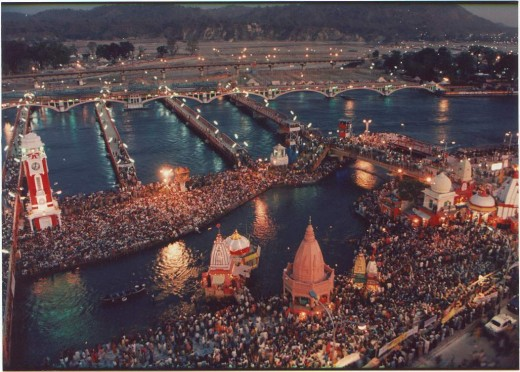 Haridwar over all