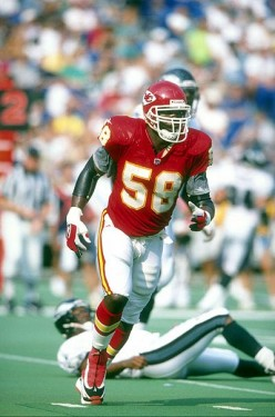 Kansas City Chiefs' All-Time Sack Leaders
