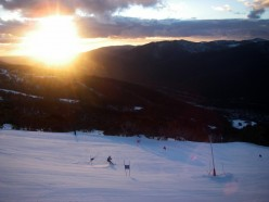 Places to visit Australia.  Thredbo Ski Resort