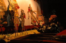 Wayang Kulit or Leather Puppet performance http://www.flickr.com/photos/mekin/