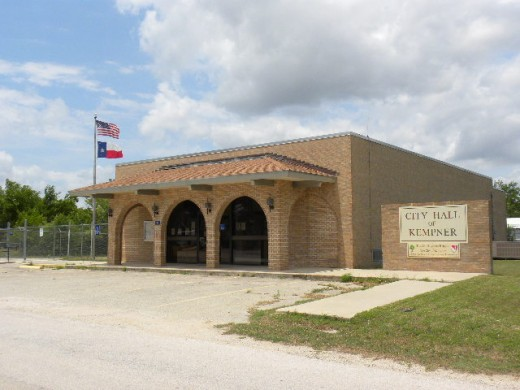 Kempner City Hall