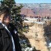 Visiting The Grand Canyon at Christmas