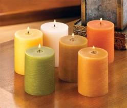 How to Make Pillar Candles Last Longer