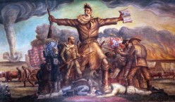 Bleeding Kansas and the Missouri/Kansas Border War