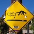 "Cyclists don't need ""help"" crashing!"