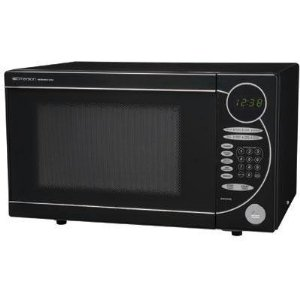 Emerson .9 cu. ft. 900-Watt Microwave - Black