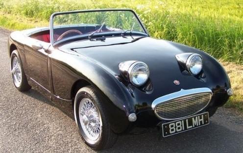 "1959 Austin-Healey ""Bug-Eyed"" Sprite"