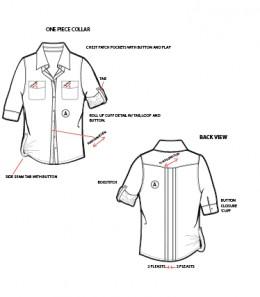 Garment Sketch