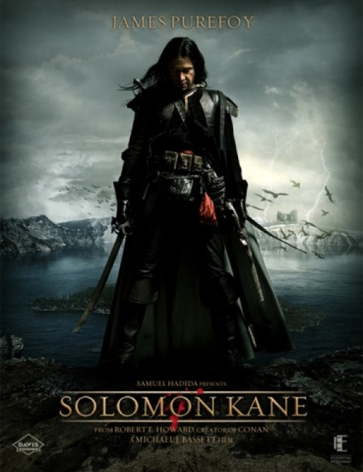 Solomon Kane - film review.
