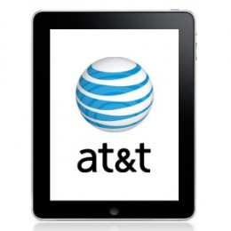 AT&T prepaid wireless service for apple ipad