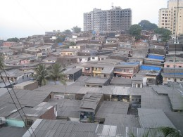 "A huge number of people in the world live in ""self made"" slums and have not other choice."