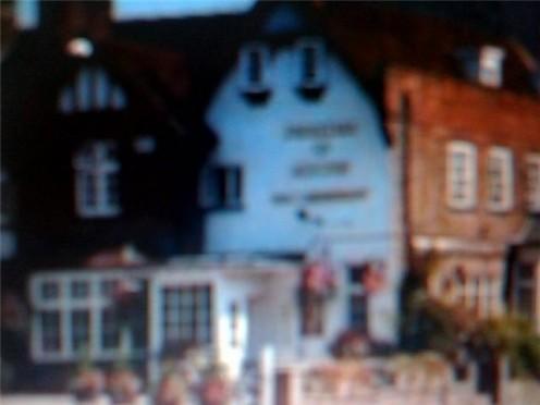 The pub where I had my experience