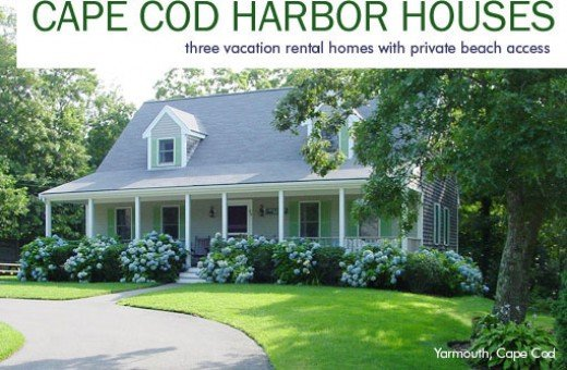 Cape Cod Front Yard Landscaping Ideas