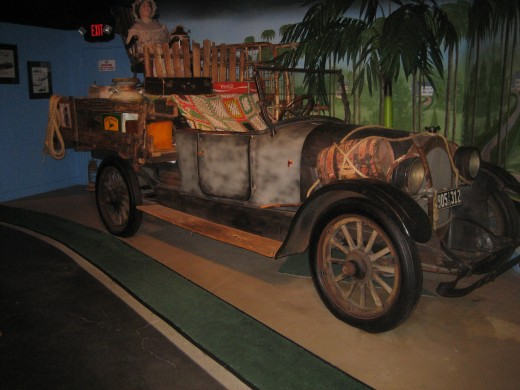 The Beverly Hillbillies Jalopy