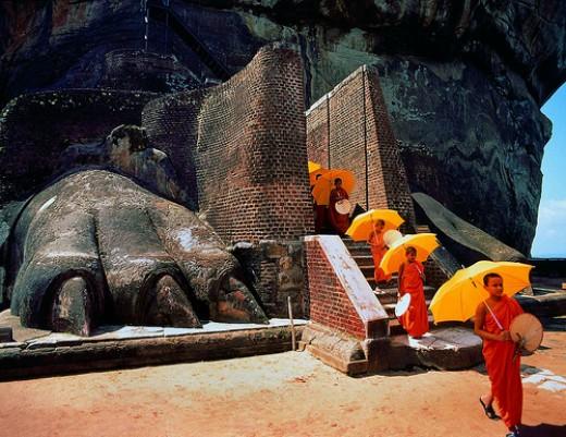 Sigiriya 8th wonder of the world Sri Lanka