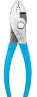 Slip Joint Pliers with flush nose.