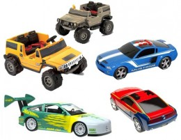 Men love collecting a variety of Toy Cars