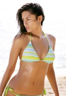 Sexy Aruna Shields