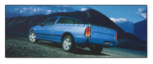 Ford Australia have a range of Falcon Vehicles like this Falcon XL / XLS / RTV Ute available to run on LPG!