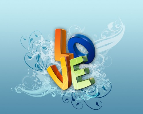 Love loves to give!