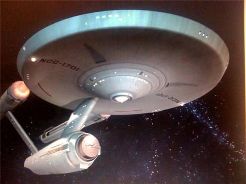 The Original USS Enterprise