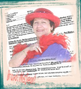 Ms Jean, thespian extraordinaire