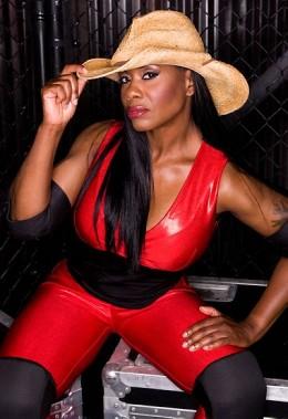 Jacqueline Moore - Former TNA Knockout