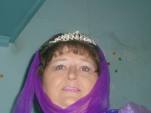 Queen of the Purple Veil