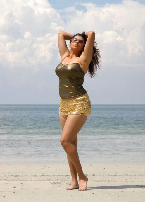 Namitha cool pose