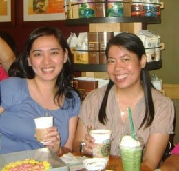 Photo taken last March 2010 during Gem's Birthday