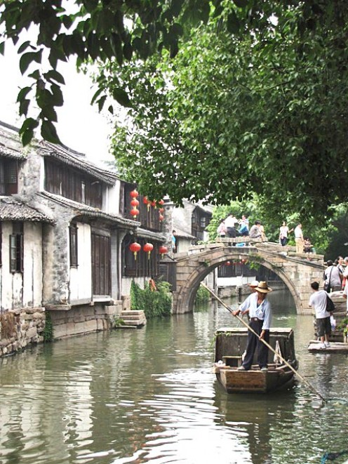 The Venice of China