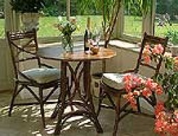 Rattan furniture from www.holloways.co.uk