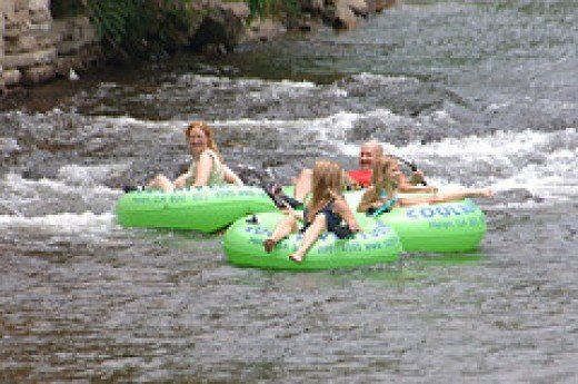 Photo Courtesy of Cool Tubing Company