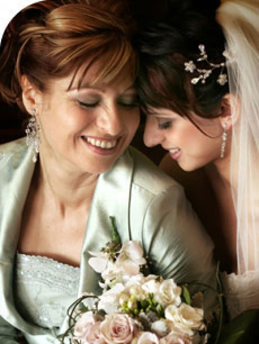 Bride And The Mother Of The Bride (courtesy:bride.ca)