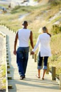 Walk and take glucosamine for arthritis relief!