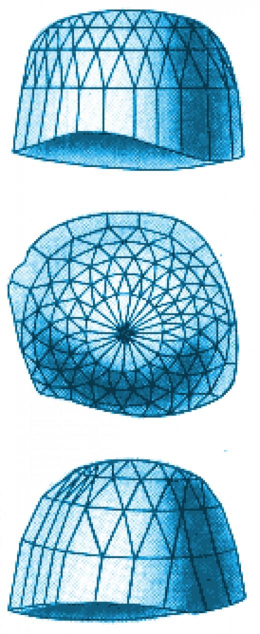 An sketch of The Orloff diamond.