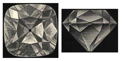 The Regent diamond.