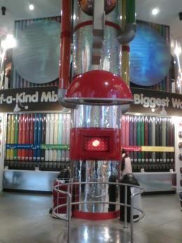 The M&M Color Mood Machine