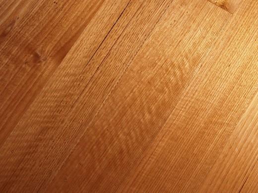 Ash floor.