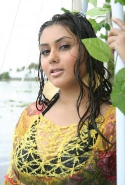 Namitha is hot South Indian Actress