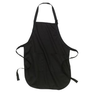 Port Authority - Full Length Apron with Pockets. A500