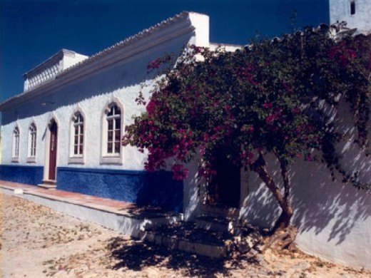 Algarve traditional villa