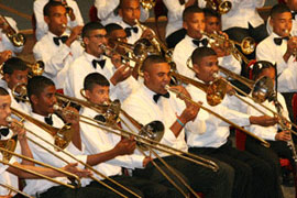 Western Cape's Brass Band Pops